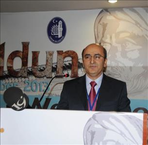 Uluslararası İbn Haldun Sempozyumu Başladı