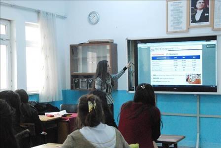 Hitit Üniversitesi Tanıtım Etkinliklerine Devam Ediyor