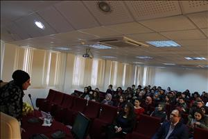 KOSGEB Uzmanı Bilgilendirme Toplantısı Yapıldı