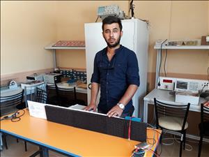 Sesi Yazıya Dönüştüren Elektronik Pano