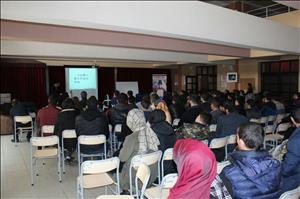 Meslek Yüksekokulumuz'da Kişisel Koruyucu Donanım (KKD) Eğitimi Yapıldı