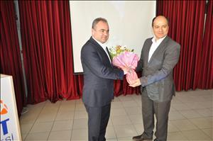 """Osmancık Ömer Derindere Meslek Yüksekokulu'nda """"Çanakkale Zaferi"""" Konulu Konferans Düzenlendi"""