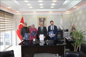 """""""Bilim Güneşi Osmancık'ta Parlıyor"""" Proje Protokolleri İmzalandı"""
