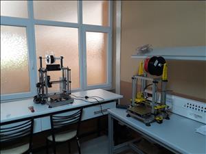3D Yazıcılarımız