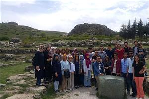 Boğazkale Gezi