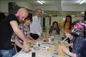 Çanak Çömlek Çalıştayı